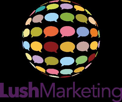 Lush Marketing Logo
